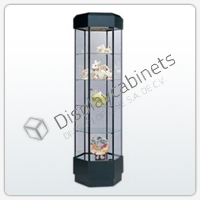 Portable Display Cabinets